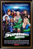 Superhero Movie Prints