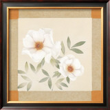 Magnolia Tile II Prints by Muriel Verger