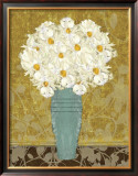 Bouquet of Daisies II Print by Ailix Honnekker