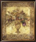 Tuscan Urn Poster by Elizabeth Jardine