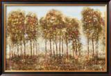 Treescape II Prints by Viola Lee