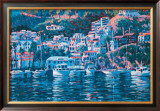 Harbor Reflections Art by John Cosby