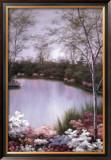 Springtime Melody III Art by Diane Romanello