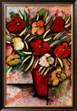 Fall Bouquet Prints by Domenico Provenzano