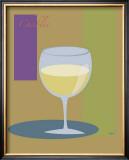 Chablis I Framed Giclee Print by  ATOM