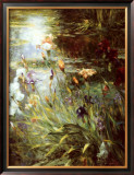 Water Garden Symphony II Prints by Greg Singley