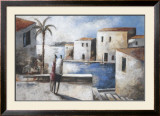Taking A Walk Prints by Didier Lourenco