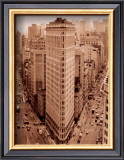 Flatiron Building, New York Prints by Sergei Beliakov