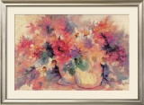 Garden Bouquets Art by Edythe Kane