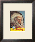 Santa Fe Railroad: The Chief Way, c.1955 Prints