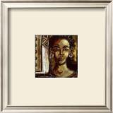Portrait Prints by Melain N'zindou