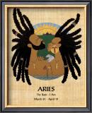 Aries (Mar 21-Apr 19) Poster by  Orah-El