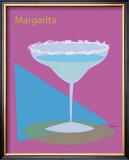 Margarita Framed Giclee Print by  ATOM