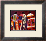 Council, 1991 Prints by Dolona Roberts