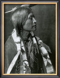 Jicarilla Apache Art by Edward S. Curtis