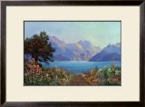 Lakeside Prints by Daniel Sherrin