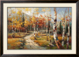 Aspen Way Art by Stephen Douglas