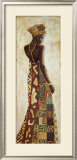 Femme Africaine III Prints by Jacques Leconte