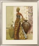 Safari Fashions II Prints by Julia Hawkins