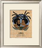 Libra (Sep 23-Oct 23) Print by  Orah-El