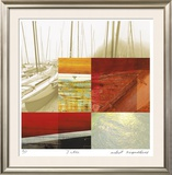 Light And Steel 24 Limited Edition Framed Print by Peter Kitchell