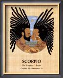 Scorpio (Oct 24-Nov 21) Prints by  Orah-El