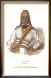 Yoholo-Micco, a Creek Chief Posters by  McKenney & Hall