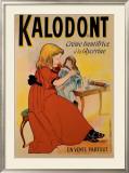 Kalodont Framed Giclee Print
