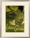 Cintura Calliano Contro Il Mare, c.1898 Poster by Adolfo Hohenstein