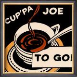 Cup'pa Joe to Go Art