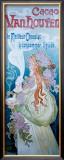 Cacao van Houten Framed Giclee Print
