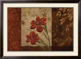 Jardin Exotico II Prints by Conrad Knutsen
