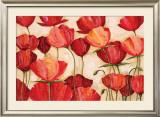 Poppy Field II Art by Robert Charon