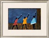The Migration Series, No. 58, 1941 Art by Jacob Lawrence