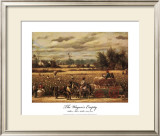 The Wagons Empty Art by William Aiken Walker