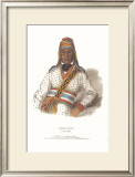 Yoholo-Micco, a Creek Chief Print by  McKenney & Hall