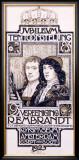Rembrandt Jubileum Framed Giclee Print by Herbert Luns