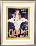 Quaker Oats Framed Giclee Print