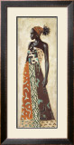 Femme Africaine IV Prints by Jacques Leconte
