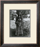 Sioux Maiden Posters by Edward S. Curtis