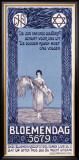 Bloemendag Framed Giclee Print by D. Hoeden