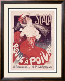 Scala to Ruve a Poivre Framed Giclee Print by Jules-Alexandre Grün
