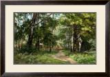 In the Park Prints by Nicholai Koslov