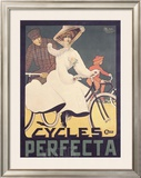 Cycles Perfecta Framed Giclee Print by Achille Butteri