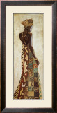 Femme Africaine III Posters by Jacques Leconte