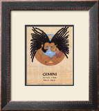 Gemini (May 21-Jun 21) Posters by  Orah-El
