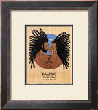 Taurus (Apr 20-May 20) Print by  Orah-El