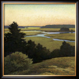 Evening Tide Prints by Sandy Wadlington