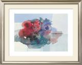 Blumen I Poster by Heinz Hock