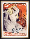 Scala, Enfin, Seuls! Framed Giclee Print by Jules-Alexandre Grün